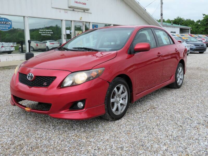 2010 Toyota Corolla for sale at Low Cost Cars in Circleville OH