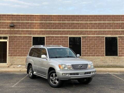 2006 Lexus LX 470 for sale at A To Z Autosports LLC in Madison WI