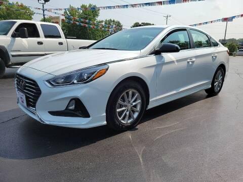 2019 Hyundai Sonata for sale at County Seat Motors in Union MO