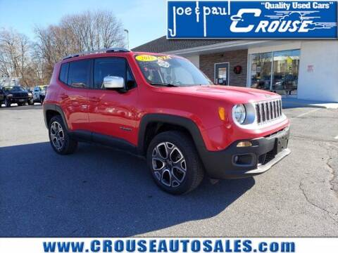 2015 Jeep Renegade for sale at Joe and Paul Crouse Inc. in Columbia PA