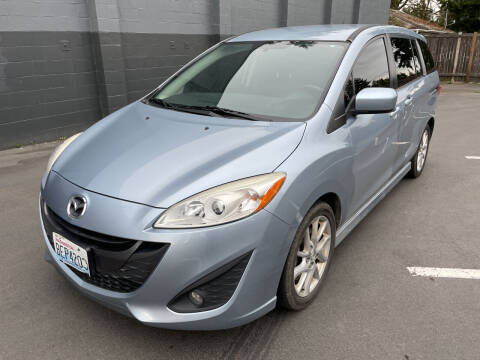 2012 Mazda MAZDA5 for sale at APX Auto Brokers in Lynnwood WA