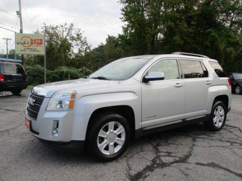 2013 GMC Terrain for sale at AUTO STOP INC. in Pelham NH