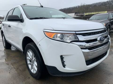 2014 Ford Edge for sale at Ron Motor Inc. in Wantage NJ