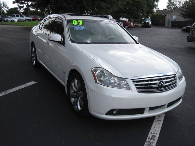 2007 Infiniti M35 for sale at Euro Asian Cars in Knoxville TN