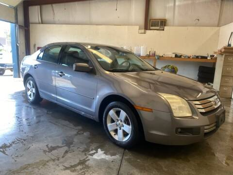2006 Ford Fusion for sale at Car Barn of Springfield in Springfield MO