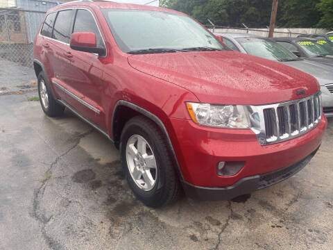 2011 Jeep Grand Cherokee for sale at Allen's Auto Sales LLC in Greenville SC