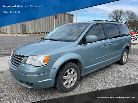 2008 Chrysler Town and Country for sale at Imperial Auto of Slater in Slater MO