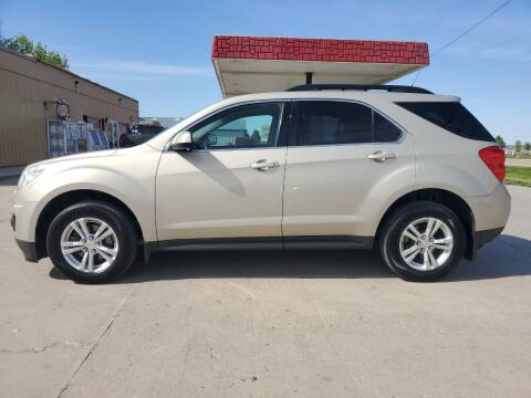 2012 Chevrolet Equinox for sale at Dakota Auto Inc. in Dakota City NE