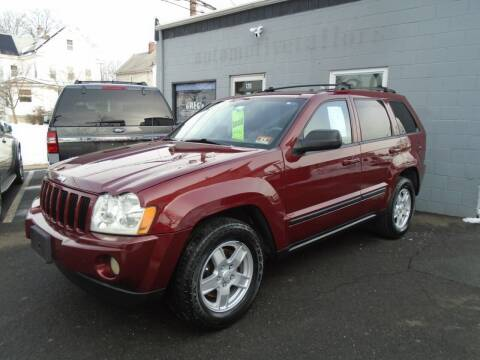 2007 Jeep Grand Cherokee for sale at Greg's Auto Sales in Dunellen NJ