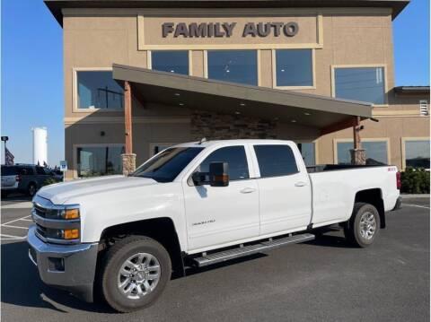 2019 Chevrolet Silverado 3500HD for sale at Moses Lake Family Auto Center in Moses Lake WA