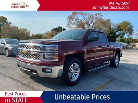 2014 Chevrolet Silverado 1500 for sale at Sunny Florida Cars in Bradenton FL