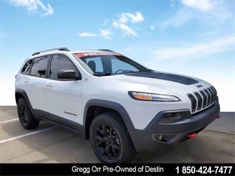 2016 Jeep Cherokee for sale at Gregg Orr Pre-Owned of Destin in Destin FL