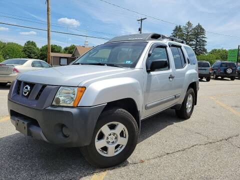 2007 Nissan Xterra for sale at J's Auto Exchange in Derry NH