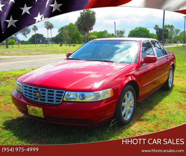 2001 Cadillac Seville for sale at HHOTT CAR SALES in Deerfield Beach FL