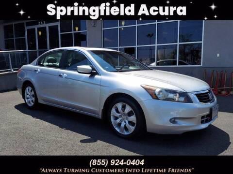 2009 Honda Accord for sale at SPRINGFIELD ACURA in Springfield NJ