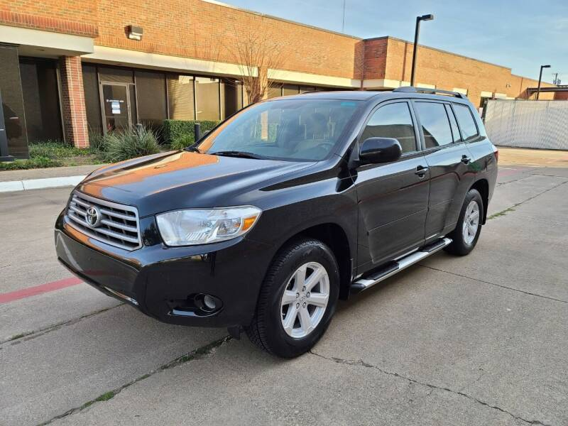 2010 Toyota Highlander for sale at DFW Autohaus in Dallas TX