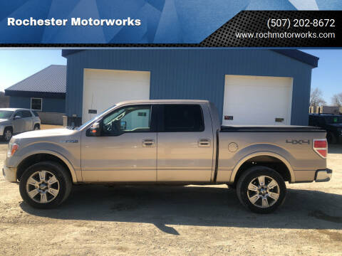 2012 Ford F-150 for sale at Rochester Motorworks in Rochester MN