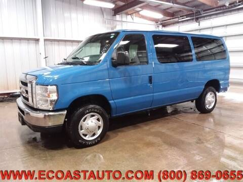 2014 Ford E-Series Wagon for sale at East Coast Auto Source Inc. in Bedford VA