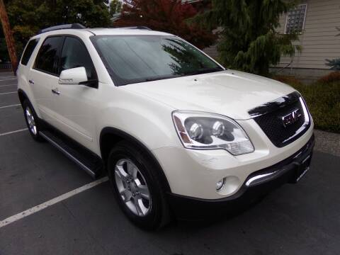 2011 GMC Acadia for sale at Signature Auto Sales in Bremerton WA