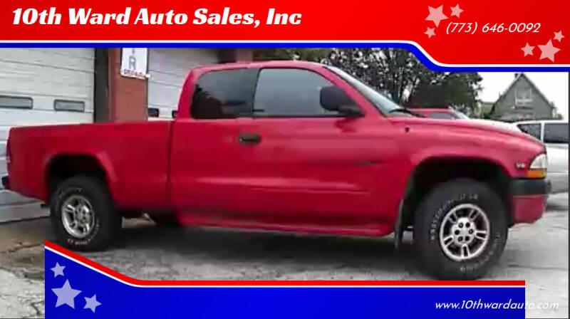 1999 Dodge Dakota for sale at 10th Ward Auto Sales, Inc in Chicago IL
