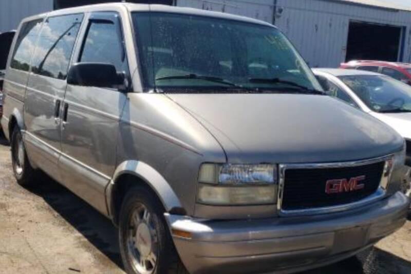 2004 GMC Safari for sale at 10th Ward Auto Sales, Inc in Chicago IL