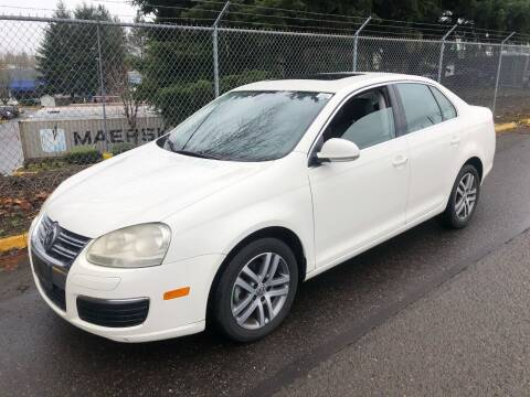 2005 Volkswagen Jetta for sale at Blue Line Auto Group in Portland OR
