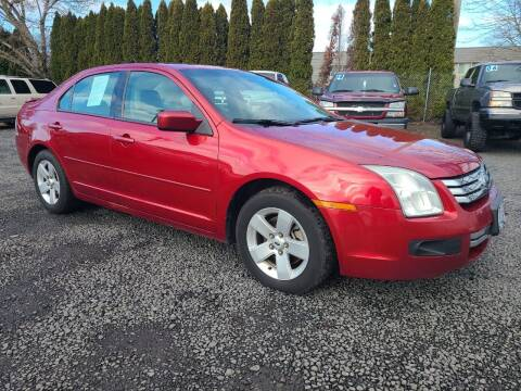 2008 Ford Fusion for sale at Universal Auto Sales in Salem OR