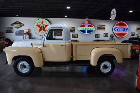 1957 International Harvester S-120 4wd PU for sale at Choice Auto & Truck Sales in Payson AZ