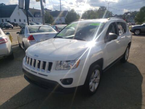 2011 Jeep Compass for sale at TC Auto Repair and Sales Inc in Abington MA