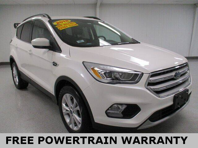 2018 Ford Escape for sale at Sports & Luxury Auto in Blue Springs MO
