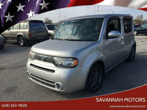 2010 Nissan cube for sale at Savannah Motors in Cahokia IL