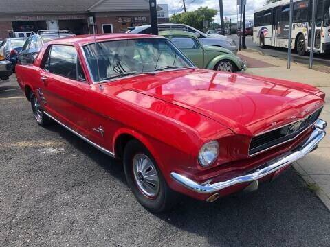 1966 Ford Mustang for sale at Pinnacle Automotive Group in Roselle NJ