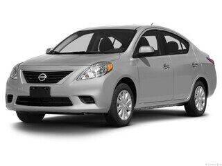 2013 Nissan Versa for sale at TEX TYLER Autos Cars Trucks SUV Sales in Tyler TX