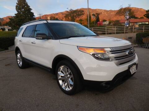 2015 Ford Explorer for sale at ARAX AUTO SALES in Tujunga CA