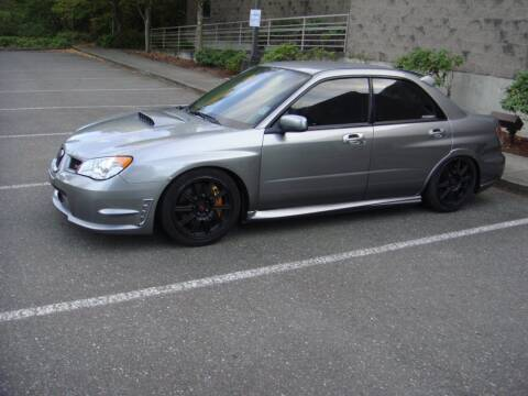 2007 Subaru Impreza for sale at Western Auto Brokers in Lynnwood WA