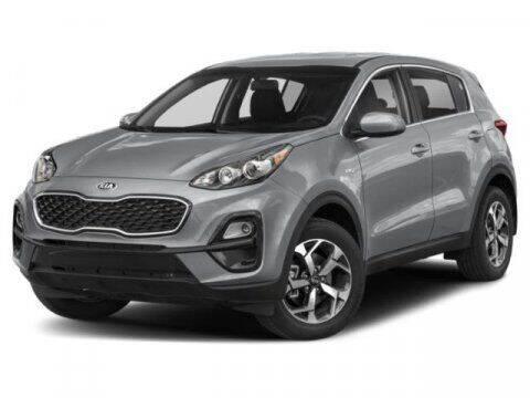 2020 Kia Sportage for sale at TRAVERS GMT AUTO SALES - Traver GMT Auto Sales West in O Fallon MO