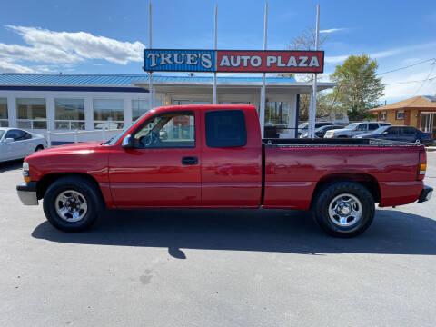 1999 Chevrolet Silverado 1500 for sale at True's Auto Plaza in Union Gap WA