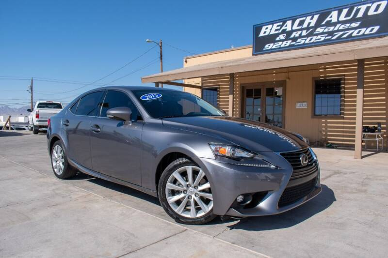 2015 Lexus IS 250 for sale at Beach Auto and RV Sales in Lake Havasu City AZ