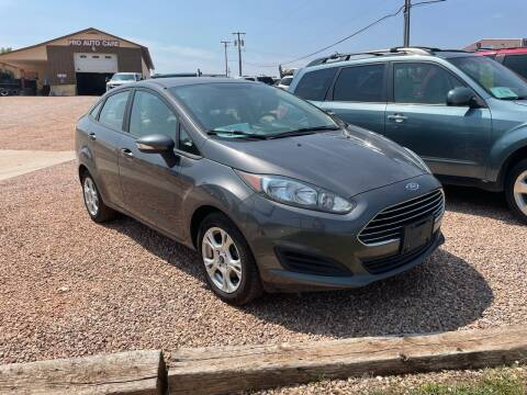 2016 Ford Fiesta for sale at Pro Auto Care in Rapid City SD