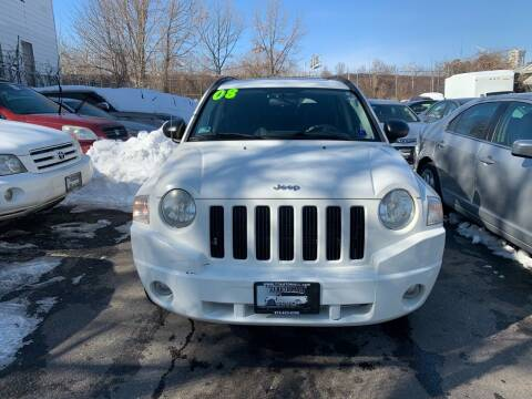 2008 Jeep Compass for sale at 77 Auto Mall in Newark NJ