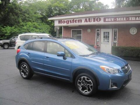 2016 Subaru Crosstrek for sale at HOGSTEN AUTO WHOLESALE in Ocala FL