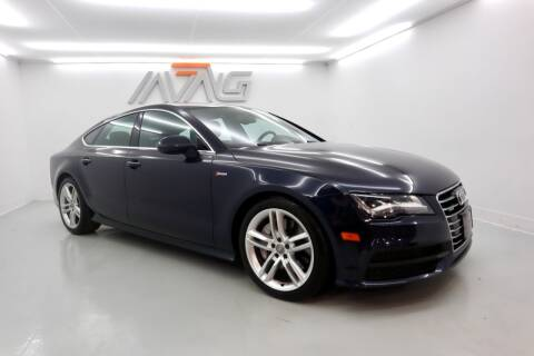 2013 Audi A7 for sale at Alta Auto Group in Concord NC