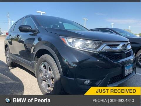 2018 Honda CR-V for sale at BMW of Peoria in Peoria IL