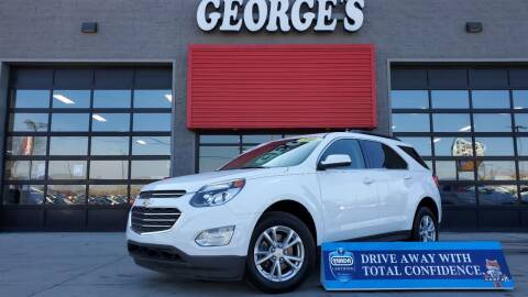 2016 Chevrolet Equinox for sale at George's Used Cars - Pennsylvania & Allen in Brownstown MI