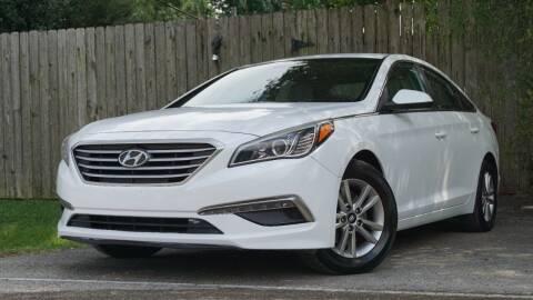 2015 Hyundai Sonata for sale at Hidalgo Motors Co in Houston TX