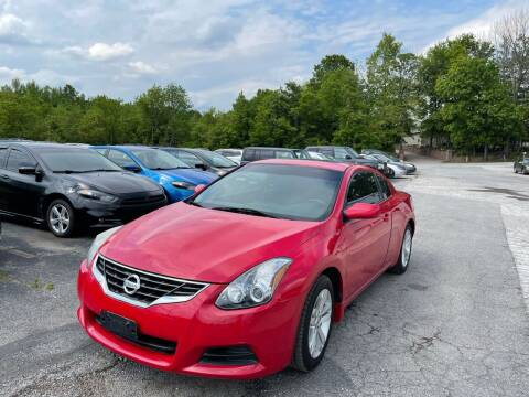 2010 Nissan Altima for sale at Best Buy Auto Sales in Murphysboro IL
