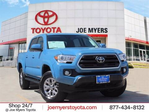 2019 Toyota Tacoma for sale at Joe Myers Toyota PreOwned in Houston TX