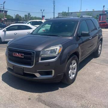 2014 GMC Acadia for sale at CARZ4YOU.com in Robertsdale AL