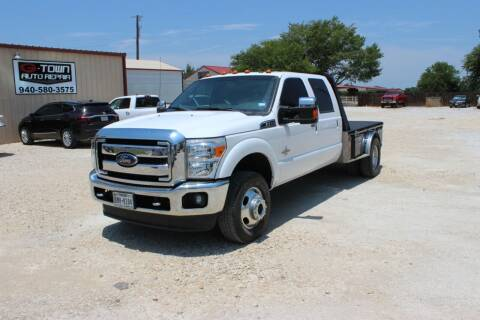 2013 Ford F-350 Super Duty for sale at Gtownautos.com in Gainesville TX