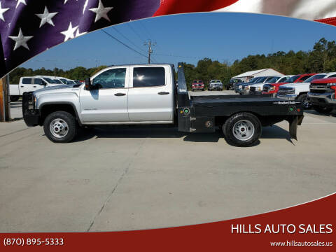 2019 GMC Sierra 3500HD for sale at Hills Auto Sales in Salem AR